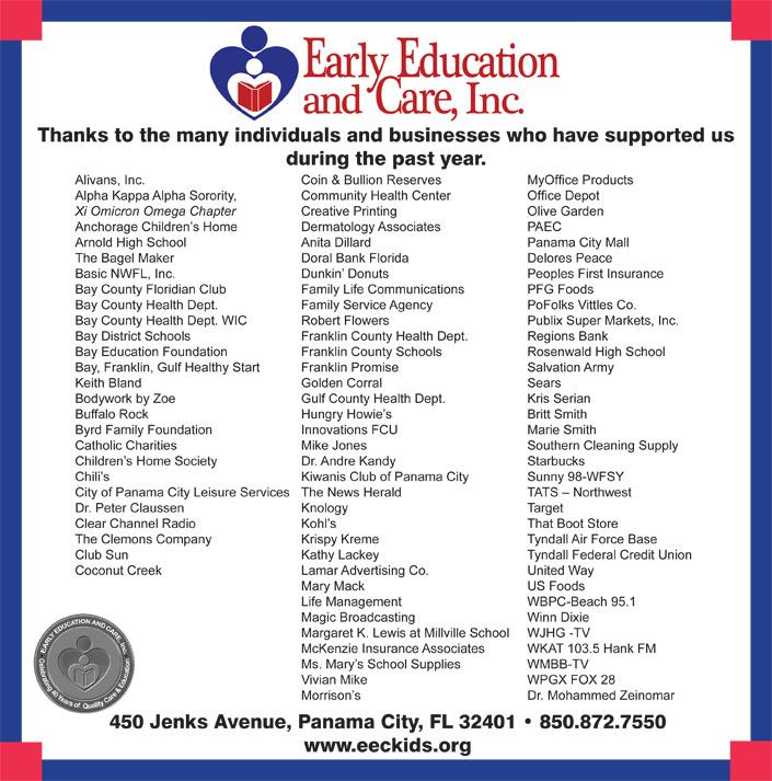 EEC 2012 Sponsors